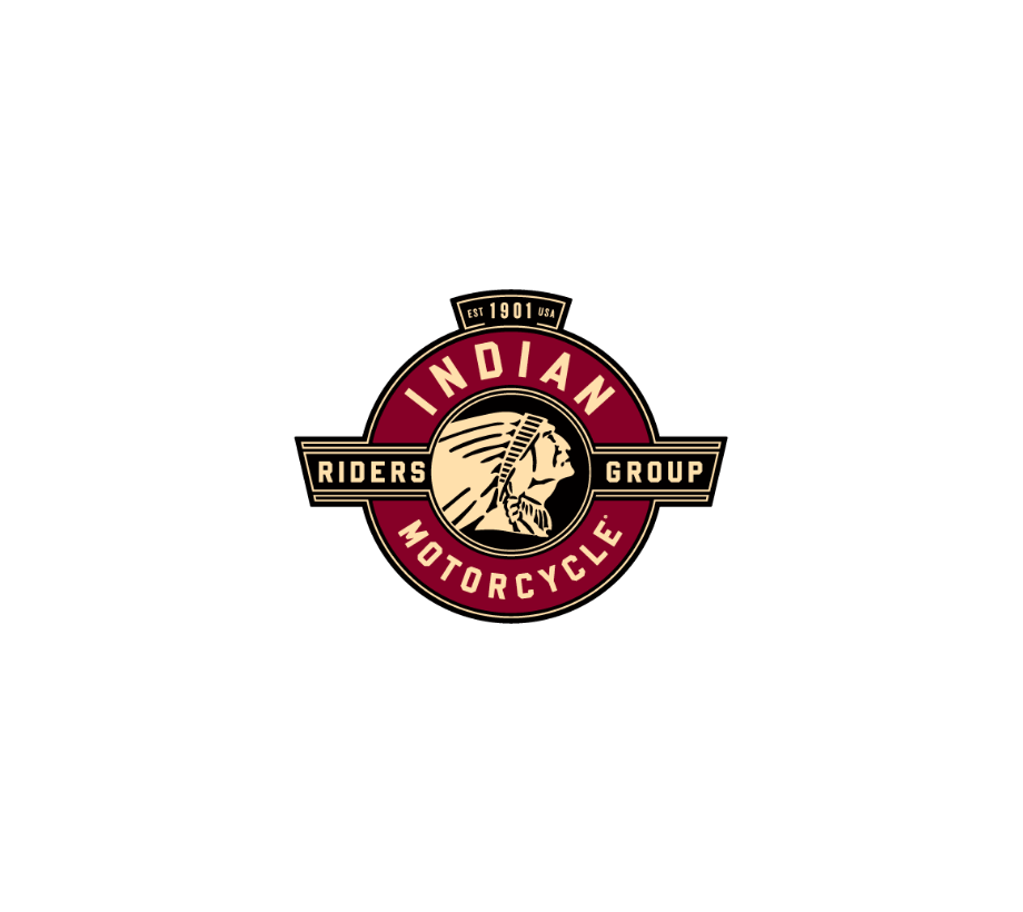 Indian Motorcycles Riders Group Logo